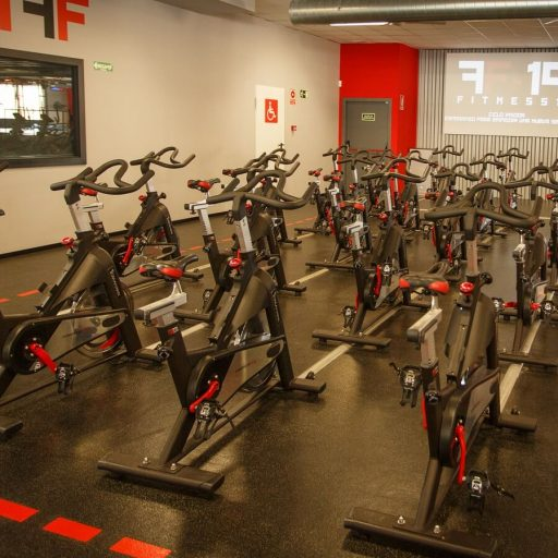 """Cycling """"spinning"""" Gimnasio Castelldefels"""