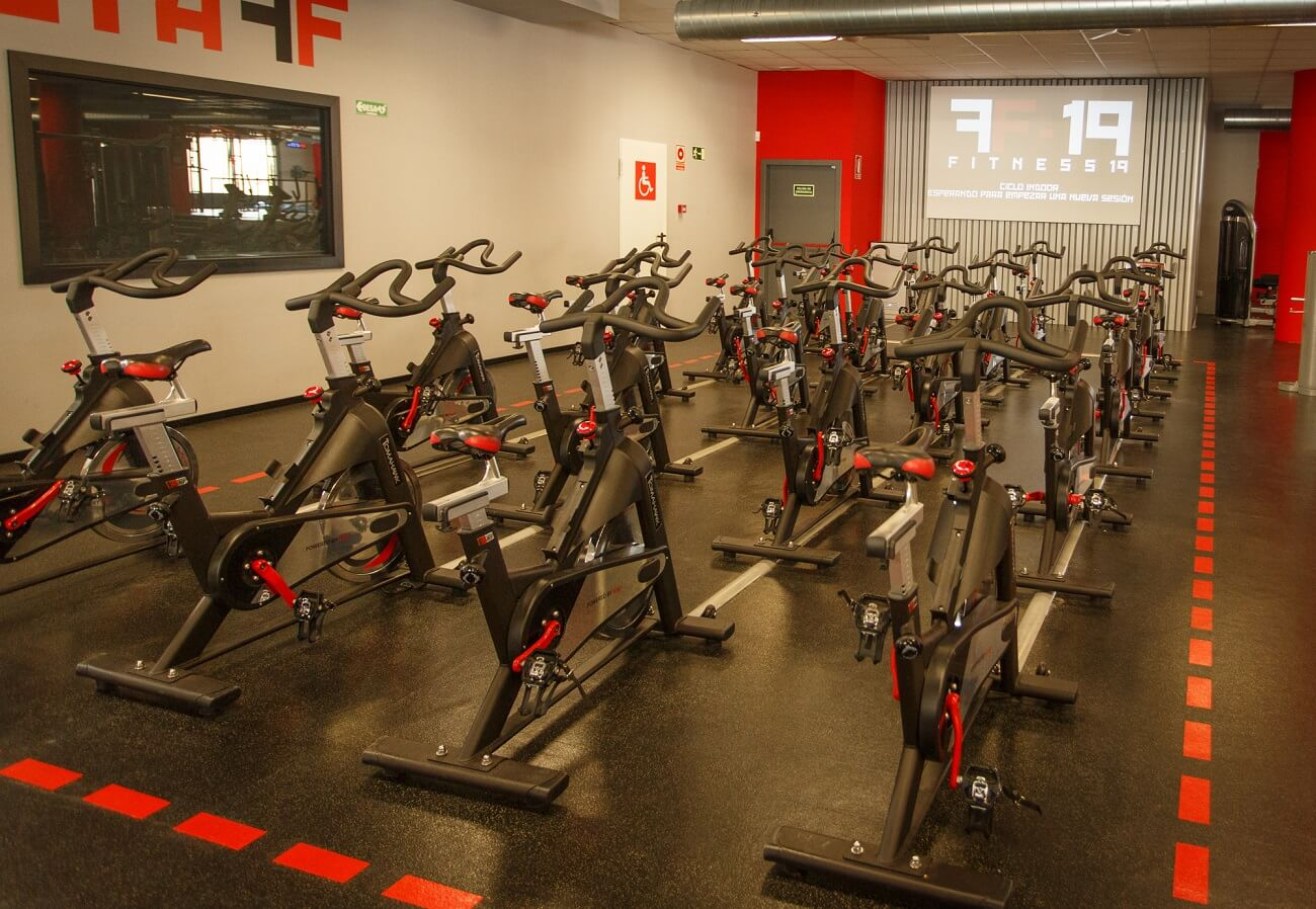 "Cycling ""spinning"" Gimnasio Castelldefels"