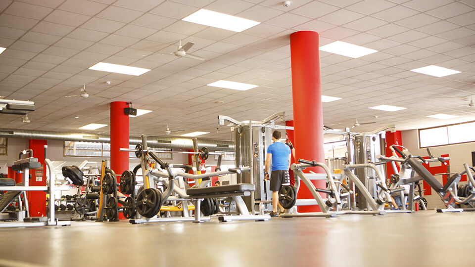 Gimnasio Castelldefels Fitness19