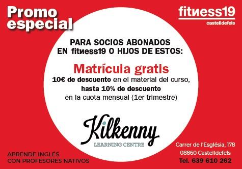 Promoción Kilkenny Fitness 19